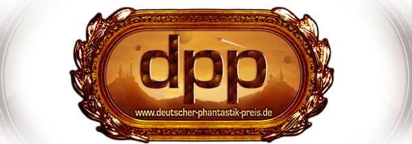 Logo DPP 2013 - TS Orgel Nominierung Bestes Romandebüt