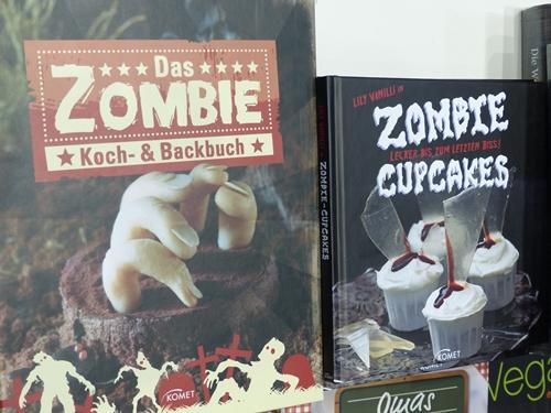 Ganz unten in der Fantasy-Hackordnung: Vegane Zombie Cupcake-Kochbuchautoren